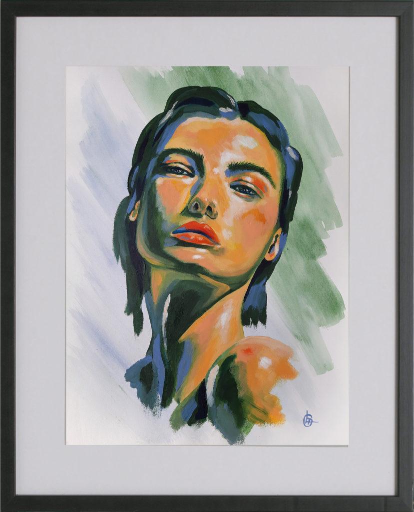 Modern schilderij - VAJEN - CLM Art